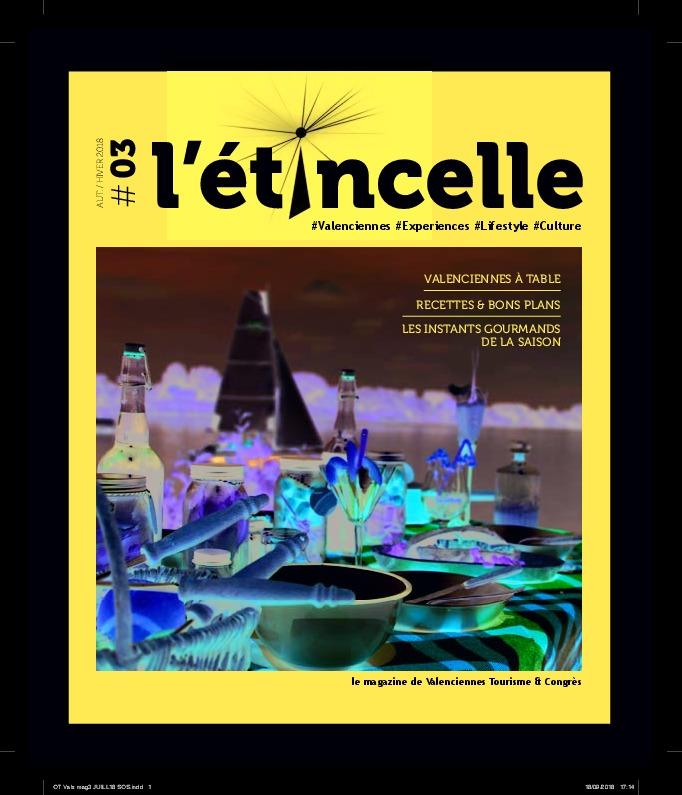 Magazine l'Etincelle