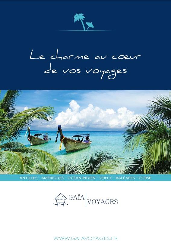 Gaia Voyage