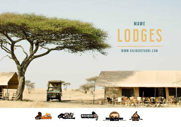 MAWE LODGES - TANZANIE