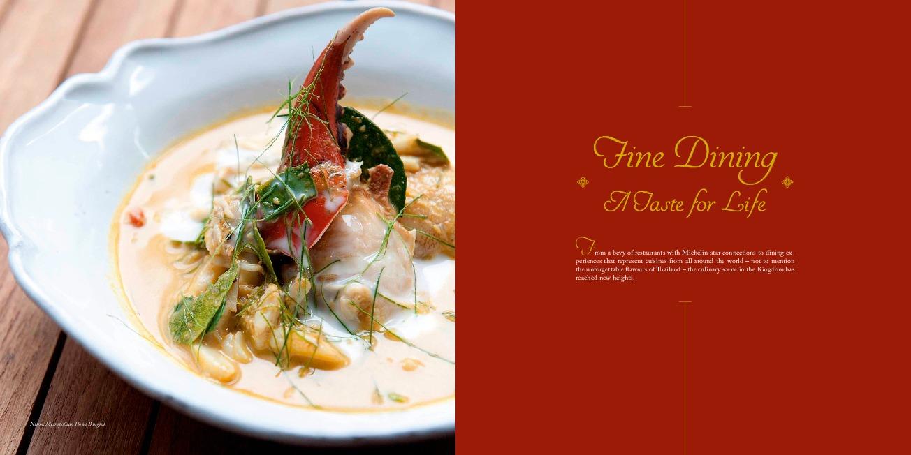 Gastronomie et Wellness